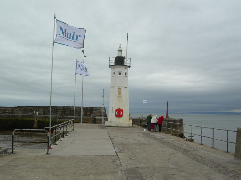 Lighthouse as Anstruther