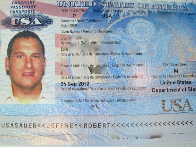 Lookup passport expiration date online