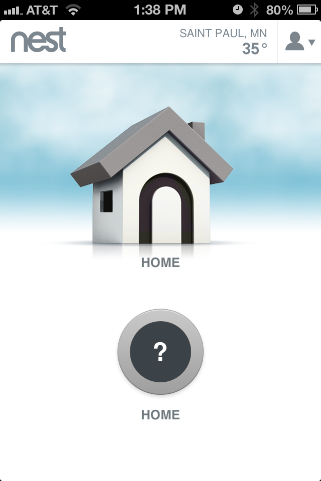 Nest Thermostat WIFI Connection and Software Issues