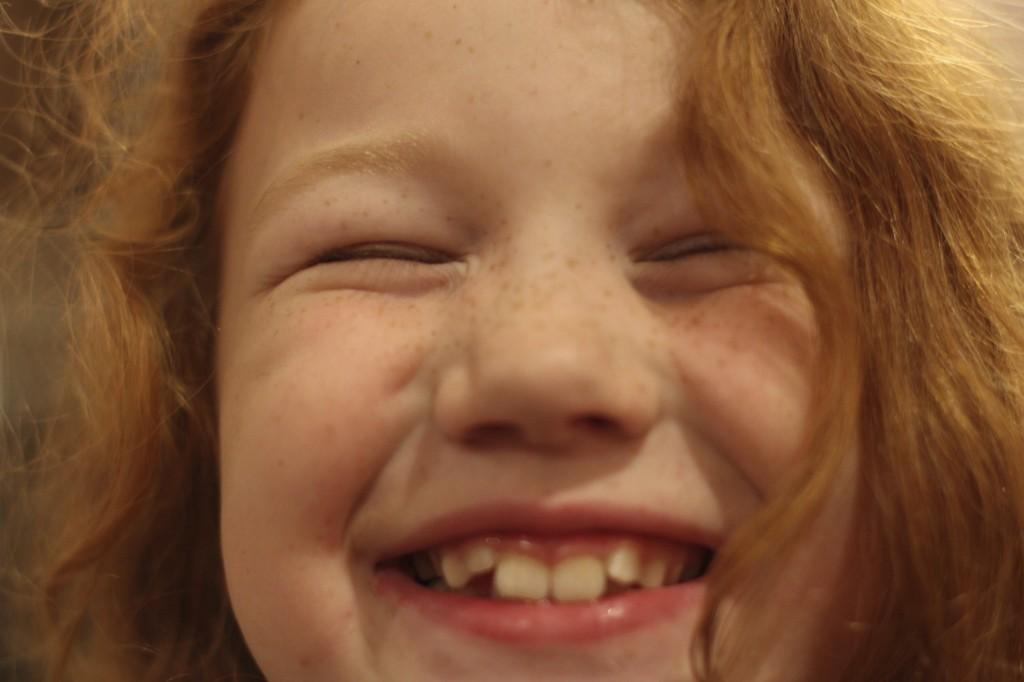 Annika Smiling