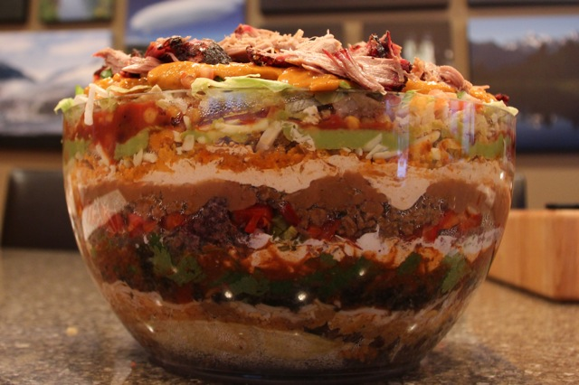 35 Layer Dip is Complete!